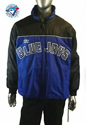 Vintage Toronto Blue Jays, Spell Out, Easton Jacket, Size Xl, Team Collection