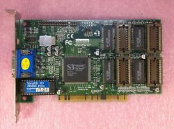 Diamond Stealth 3d 2000 Pro 2mb Pci Graphics Video Card Q5e4bb Virge/dx On Board