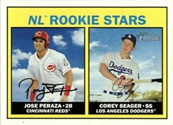 2016 Topps Heritage Rookies-short Print Cards Your Choice
