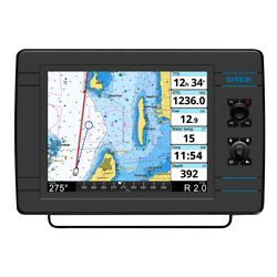 Si-tex Navpro1200f Navpro 1200f Wifi And Built-in Chirp Includes Internal Gps
