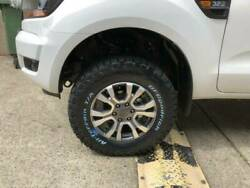 4x New Genuine Ford Wildtrak Ranger 2019 Model 18 Wheels And Bf Goodrich At Tyres