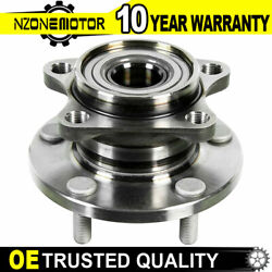 Wheel Hub And Bearing For 2007-2015 Mazda Cx-9 Rear Left Or Right Awd 4x4 5 Lugs