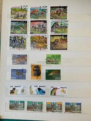 A Massive Collection Vintage Post Marks, Stamps, Fdc, More Than 6,100 Pieces