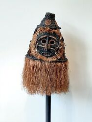 Papua New Guinea Attributed Mask