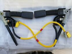 2002 -2006 Acura Rsx Left And Right Front Seat Belt Thank You 2003 2004 2005