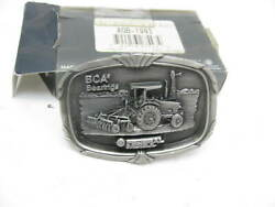 Nos Federal Mogul Bca Bearings Belt Buckle- Collectible Pewter Made In The Usa.
