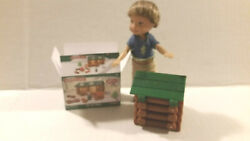 Game Miniature Building Block Box Fits Kelly For Barbie Size Doll 16 B