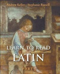 Learn To Read Latin Part 1 Russell Stephanie Keller Andrew New Book