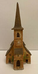 Miniature Paris Provence Alsace Cathedral French Art Building France