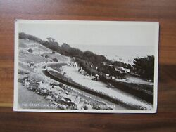 Old Postcard - The Crazy Path And Rock Gardens - Westcliff On Sea