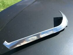 1961 1962 Ford Galaxie Convertible Left Windshield Molding