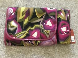 Missoni x Target Floral Travel And Cosmetic Case Pouch $29.95