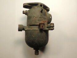 1910and039s 1920and039s Johnson Carburetor Brass Era Reo Vintage Antique