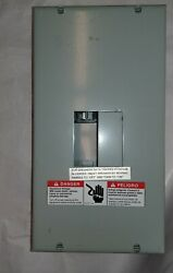 Siemens Eq 60 Amp 2-space 4-circuit Main Lug Surface Mount Indoor Load Center