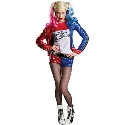 Charades Women#x27;s Suicide Squad Harley Quinn Costume Size XS $44.99