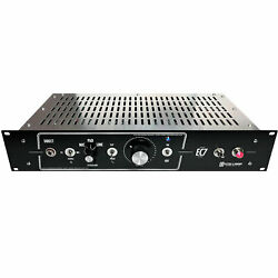 Electric And Company Ec7 Tube Preamp Deluxe Version Of Classic 6072 Amp Circuit