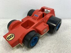 Vintage Kenner 1972 Ssp Pee Wee Dynamo No Rip Cord Usa Red White 8