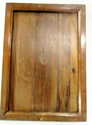 Antique Wood Framed Camera Photo Display Modified Wall Mount Display Decor W22