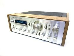 Pioneer Sa-8800 Stereo Amplifier Vintage 1979 160 Watts Rms Blue Line High End