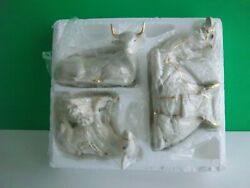 Lenox Classic Nativity Angels, Animals And Kings -figurines New-in-box Christmas