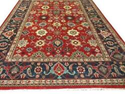 10 X 14 Authentic Hand Knotted Rug B-75802