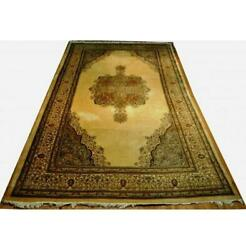 9x17 Authentic Hand-knotted Semi-antique - Rug B-78868