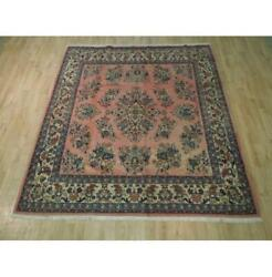 7x8 Authentic Hand Knotted Fine Oriental Rug B-72750