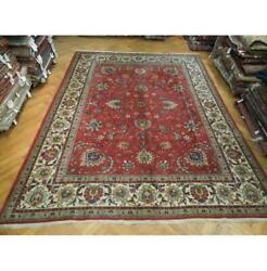11x14 Authentic Hand Knotted Semi-antique Rug Pix-23686