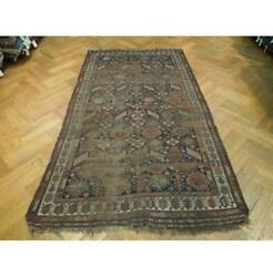 Pristine 6x10 Authentic Hand Knotted Antique Tribal Rug Pix-23990