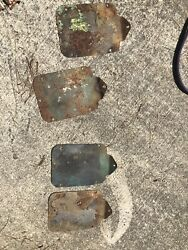 Jeep Willys M38 M38a1, M170 Heater Access Cover Plate G740 G758