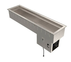 Cold Food Well Unit Drop-in Refrigerated Vollrath Model No 36659