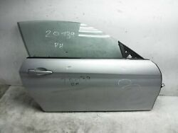 14 15 16 Bmw 428i Front Passenger Door 41-00-7-327-346 Dings And Scratches