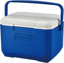 Personal Cooler Coleman Ice Chest Lunch Box 5 Qt Small Picnic Camping New $18.09