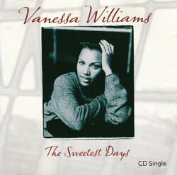 Vanessa Williams - Sweetest Days / Love Is Cd Free Shipping