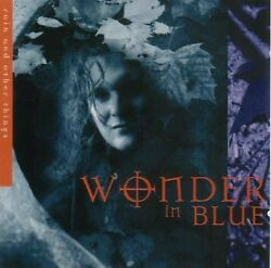 Wonder In Blue - Rain And Other Things By Wonder I Free Shipping