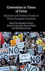 Contention In Times Of Crisis Recession And Po, Kriesi, Lorenzini, Wuest, H..
