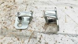 2003-2007 Cadillac Cts Front Or Rear Door Latch Strikers 2 Count Oem 154464