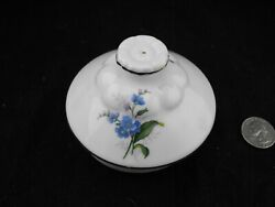 Royal Albert Forget Me Not Coffee Pot Lid