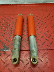 1964 Puch Sears Allstate Ds60 Compact Scooter Front Shock Assemblies