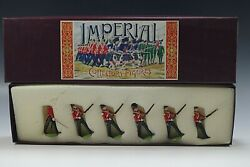 Imperial Goldstream Guards 1854 Lead Toy Soldier Royal Figure Set 64