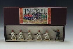 Imperial Egyptian Infantry 1882 Lead Toy Soldier Royal Figure Set 55