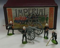 Imperial Royal Field Artillery 1879 Lead Toy Soldier Royal Figure Set 55