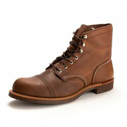 Red Wing Iron Ranger Mens Boot
