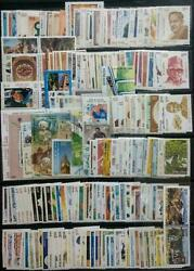 India Complete Commemorative Stamp Year Packs 1997 To 2019 As Per Description