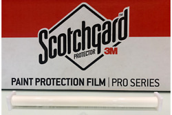 3m Scotchgard Pro 18 X 100and039 Feet Full Roll 8 Mil Paint Protection Film Oem