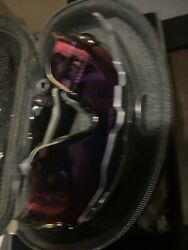Oakley Sunglasses Radar Pace Black Clear Prizm Road Smart Glasses Open Box $95.00