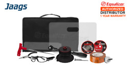 Equalizer Raptor™ Deluxe Kit Wire Auto Glass Removal Device Windshield Tool