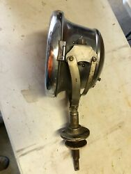 Vintage Teens 1920and039s Cadillac Electric Headlamps Brass Head Lights Gray And Davis