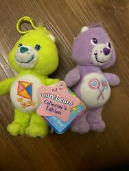 Collectors Edition Care Bears Keychain