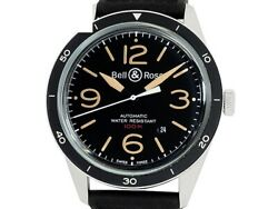 Bell And Ross Vintage Br123 Sports Heritage Br123-92-sp Ss Auto Menand039s Watche8770